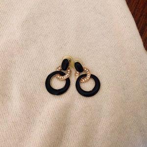 Vintage 80s earrings